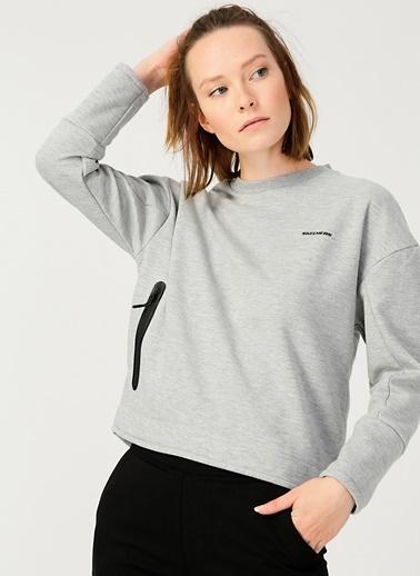 Skechers Sweatshirt Gri